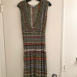 Missoni knit dress size 8, knee length